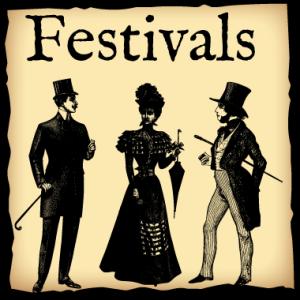 Dickens Festivals and Gatherings